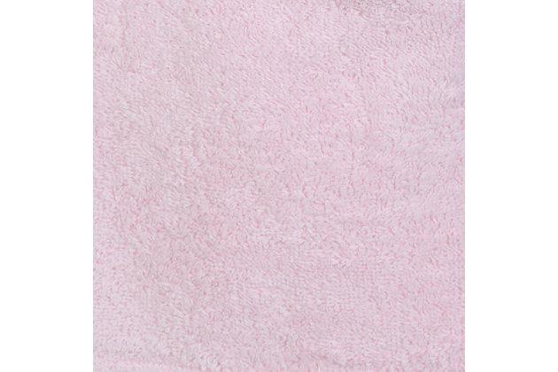 Arus Women's Hooded Classic Turkish Cotton Bathrobe (S/M), Pink, large