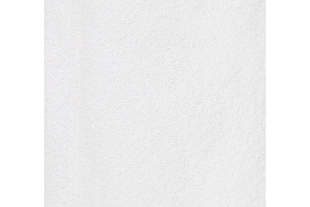 Arus Women's Hooded Classic Turkish Cotton Bathrobe (S/M), White, large