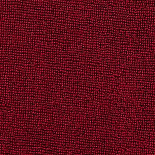 Arus Women's Full Length Soft Twist Cotton Hooded Turkish Bathrobe (M), Red, large