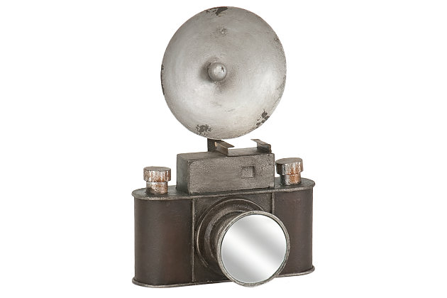 Home Accents Camera Sculpture
