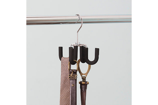 Sunbeam Four Hook Swivel Belt Hanger, , large