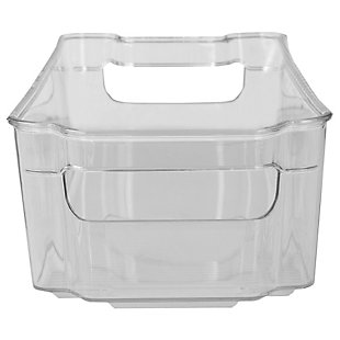 Multipurpose Stackable Plastic Bin, , large