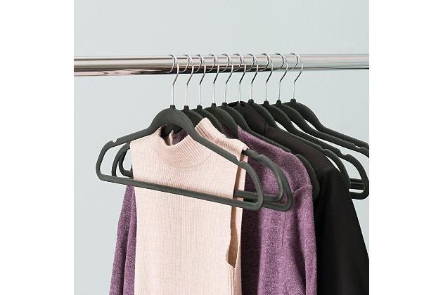 Sunbeam Velvet Hangers (Set of 10), , large