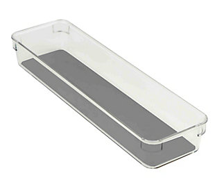 "Contemporary Plastic 3"" x 12"" Drawer Organizer, , large"