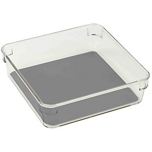 "Contemporary Plastic 6"" x 6"" Drawer Organizer, , large"