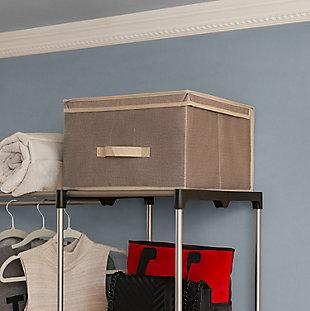 Contemporary Kensington Jumbo Storage Box, , rollover