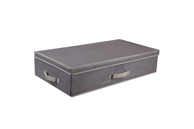 Contemporary Kensington Underbed Storage Box, , large