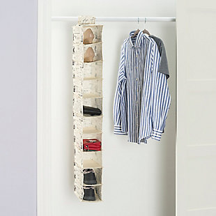 Contemporary Paris Ten Shelf Closet Organizer, , rollover