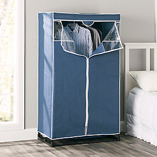 Contemporary Zippered Storage Closet, , large