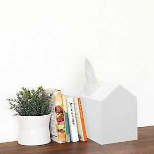 Home Accent Casa Tissue Box Cover, , rollover