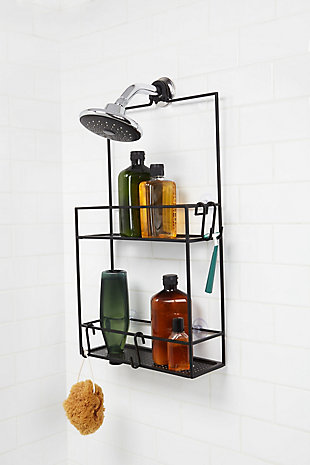 Umbra Cubiko Shower Caddy, , rollover