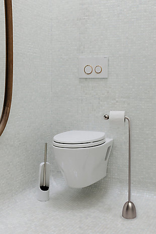 Umbra Heron Toilet Paper Stand, , rollover