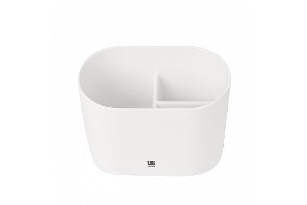 Umbra Step Bath Bundle White, White, large