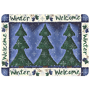 "Christmas  Premium Comfort Winter Welcome 22""x31"" Mat, , rollover"