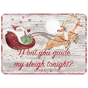 "Christmas  Premium Comfort Guide My Sleigh 22""x31"" Mat, , rollover"