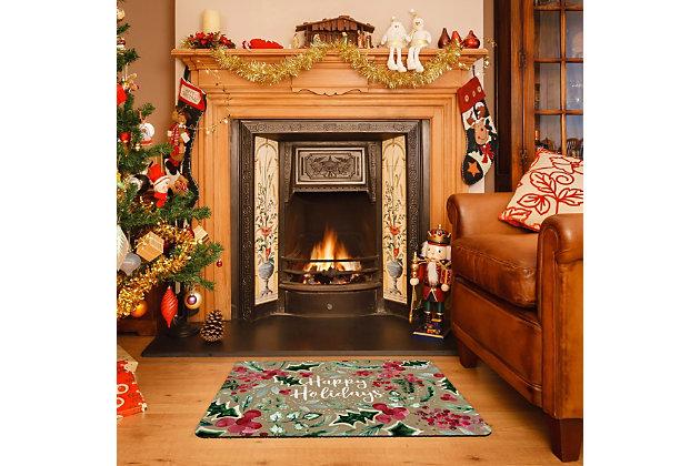 "Christmas  Premium Comfort Berry Delight 22""x31"" Mat, , large"