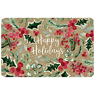 "Christmas  Premium Comfort Berry Delight 22""x31"" Mat, , large"