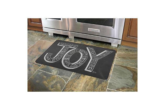 "Christmas  Premium Comfort Joy 22""x31"" Mat, , large"
