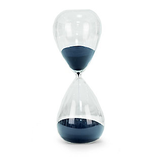 Bey-Berk 90 Minute Sand Timer with Navy Sand, Blue, large