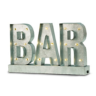 "Bey-Berk LED ""Bar"" Sign, , large"