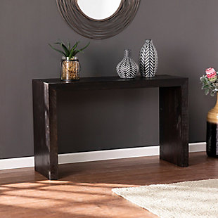 Megnan Reclaimed Wood Console Table, , rollover