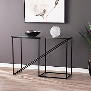 Massey Contemporary Console Table, , rollover
