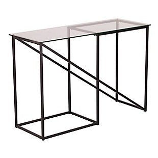 Massey Contemporary Console Table, , large