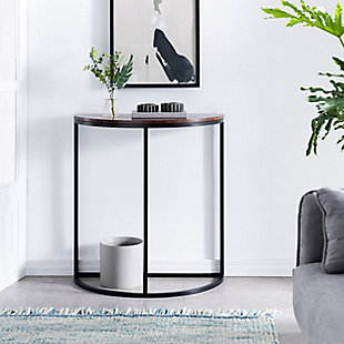 Bakena Half-Moon Console Table, , rollover