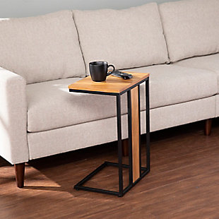 Mansford Contemporary C-Table, , large