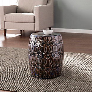 Sable Ceramic Accent Table, , rollover