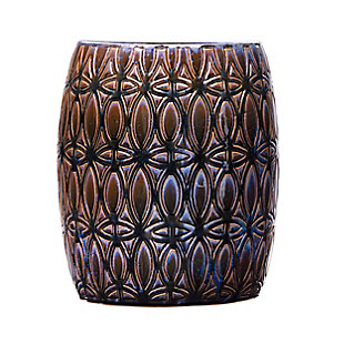Sable Ceramic Accent Table, , large