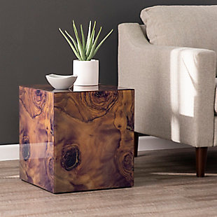 Joanna Contemporary Accent Table, , rollover