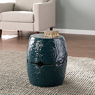 Ellis Ceramic Accent Table, , rollover