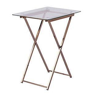 Chensa Folding Tray Table, , large