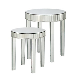 Tod Mirrored Nesting Table (Set of 2), , large