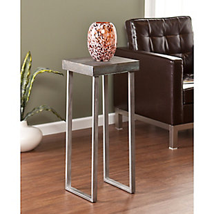 Allyn Pedestal Accent Table, , rollover