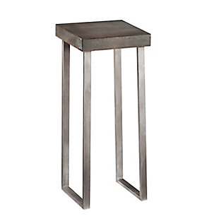 Allyn Pedestal Accent Table, , large