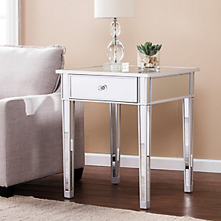 Bellah Mirrored Accent Table, , rollover