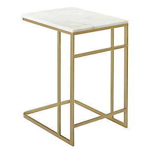 Foreman Marble C Table, , large