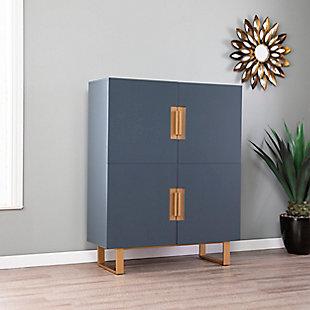 Hanzman Blue Accent Cabinet, , rollover