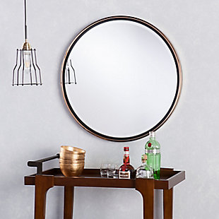 Wais Round Wall Mirror, , rollover