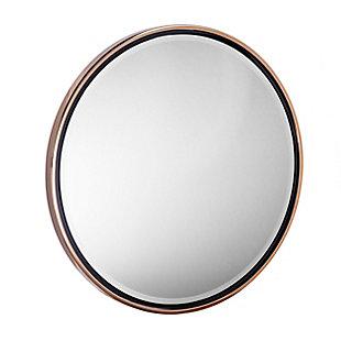 Wais Round Wall Mirror, , large