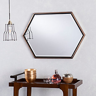 Whexis Wall Mirror, , large