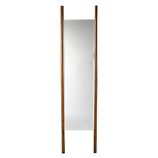 Swain Leaning Mirror - Dark Tobacco, , large