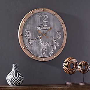 Hamma Decorative Wall Clock, , rollover