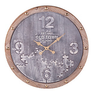 Hamma Decorative Wall Clock, , large