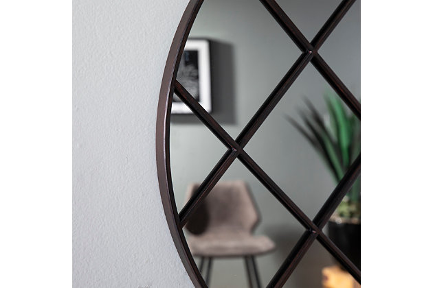 Cranna Modern Decorative Mirror, , large