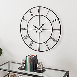 Ladrana Decorative Wall Clock, , large