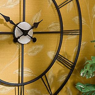 Ladrana Decorative Wall Clock, , large