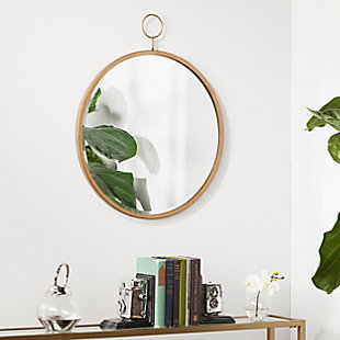 Eliot Wall Mirror – Antique Bronze, , rollover